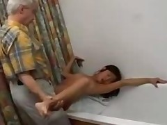 asian Anal tube