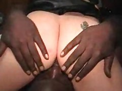 Interracial couple fucking before cameraman gets in the way - Pornhub.com